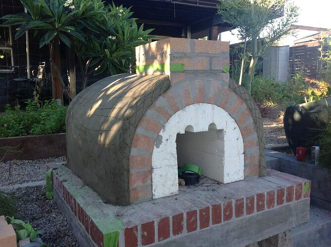 Outdoor Wood Fired Oven (33)