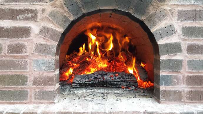 How To Make An Outdoor Pizza Oven (82)