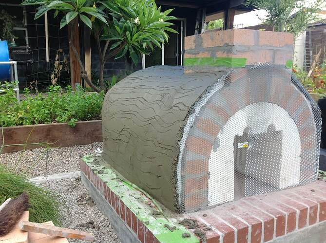Outdoor Wood Fired Oven (31)