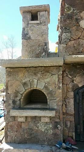 Fireplace Pizza Oven Combo (3)