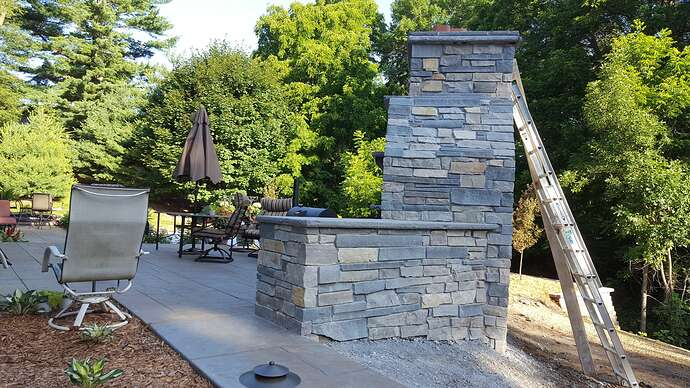 Outdoor Fireplace Plans (4)