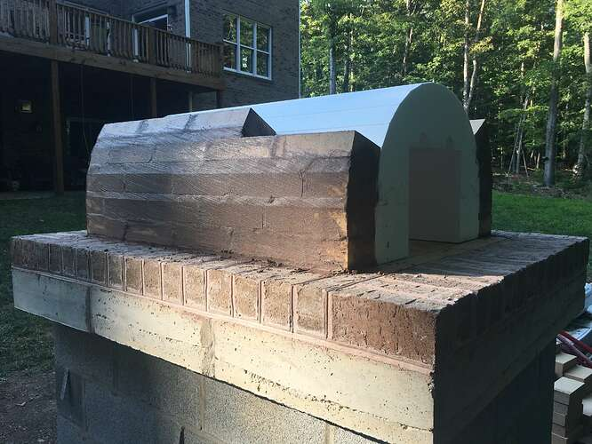 Wood Fired Brick Oven (42)