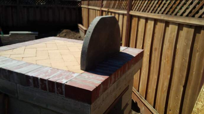 DIY Wood Fired Pizza Oven (36)