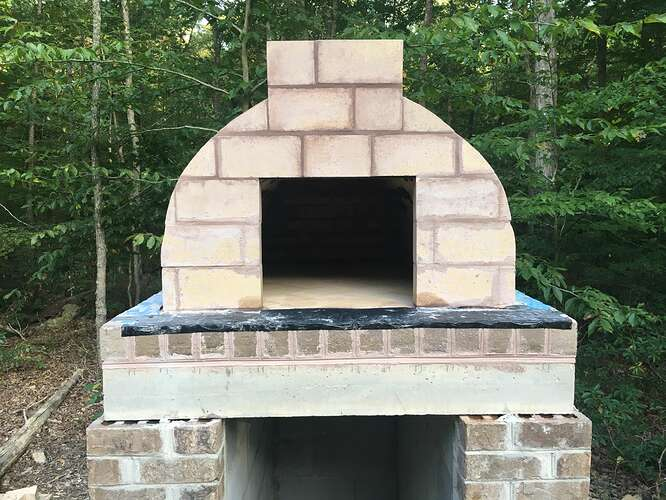 Wood Fired Brick Oven (86)