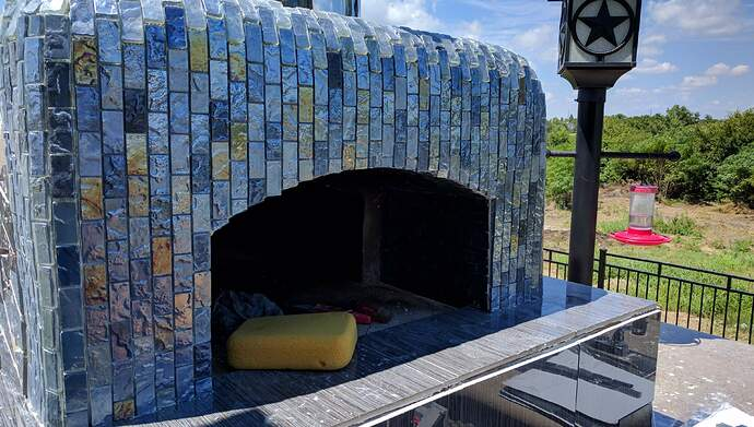 How To Make A Pizza Oven (50)
