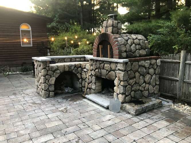 Outdoor Stone Pizza Oven (6)