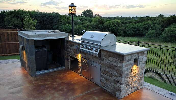 How To Make A Pizza Oven (15)