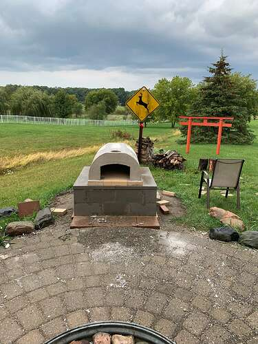 Build Your Own Pizza Oven (5)