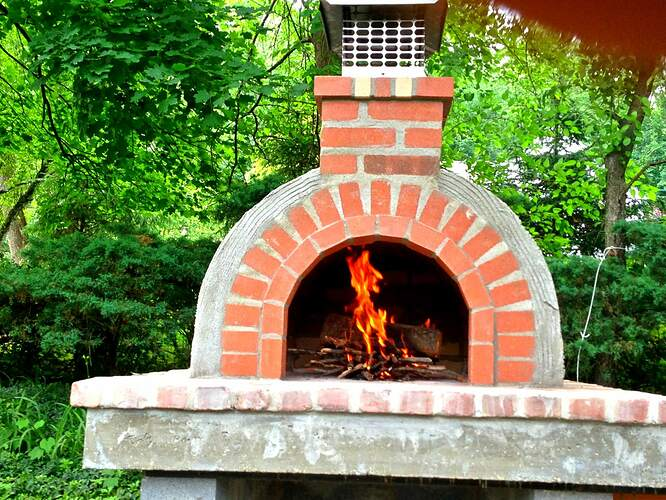 Firewood Pizza Oven (8)