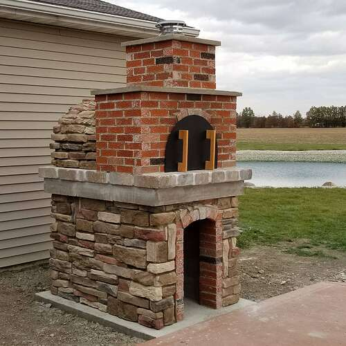 How To Make A Brick Oven