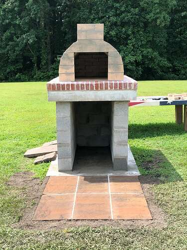 How To Build a Pizza Oven at Home (55)