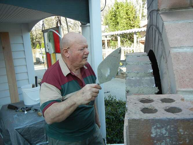 How To Build A Pizza Oven (4)
