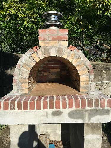 Garden Wood Fired Pizza Oven (58)