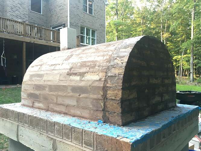 Wood Fired Brick Oven (47)