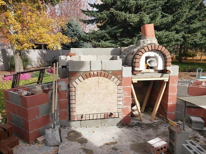 How To Build An Outdoor Fireplace (1)