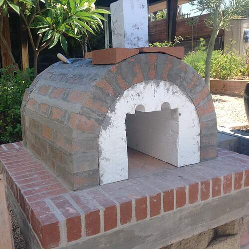 Outdoor Wood Fired Oven (16)