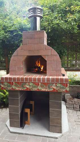 Wood Pizza Oven (25)