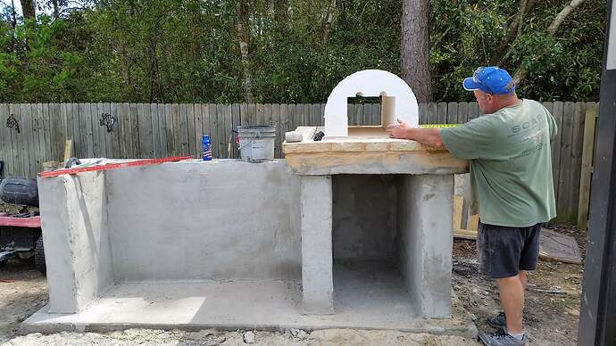 DIY Wood Fired Oven (13)