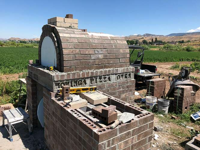 How To Build an Outdoor Oven (29)