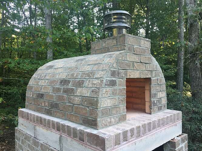 Wood Fired Brick Oven (106)