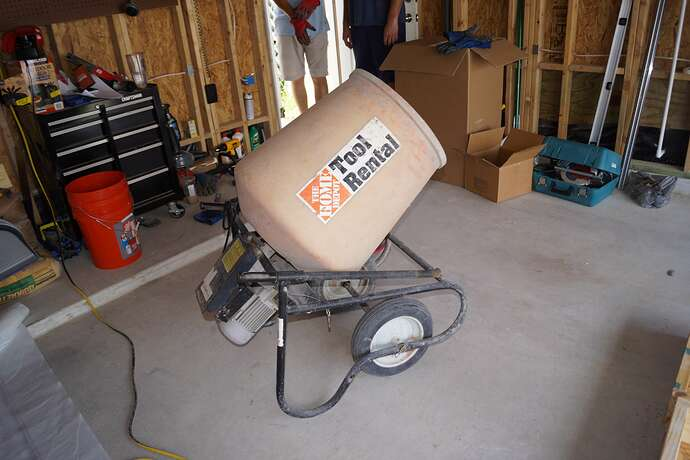 Refractory Cement Pizza Oven (33)