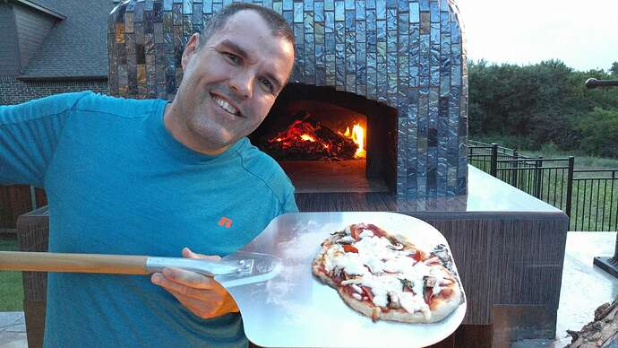 How To Make A Pizza Oven (67)