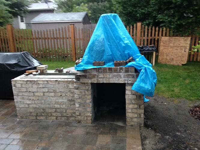 Outdoor Wood Burning Oven (20)