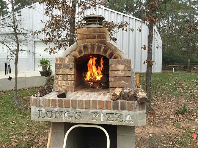 How To Build a Brick Oven (30)