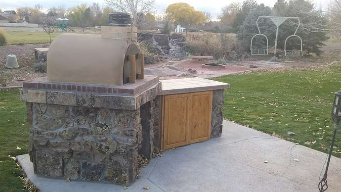 Make Your Own Pizza Oven (26)
