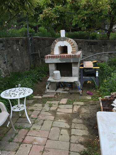 Garden Wood Fired Pizza Oven (48)