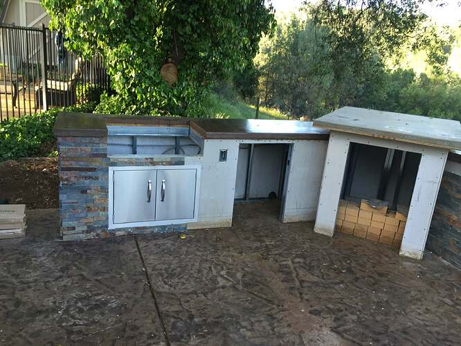 Outdoor Pizza Oven and Grill (5)