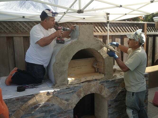 Outdoor Gas Pizza Oven (41)