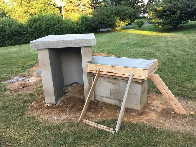 How To Build An Italian Pizza Oven (12)