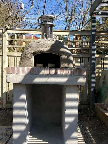 Wood Fired Bread Oven (47)