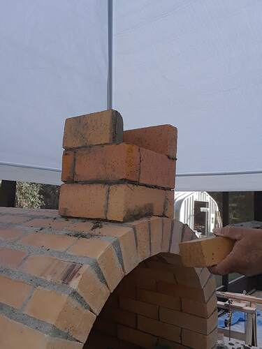 Building A Pizza Oven (132)