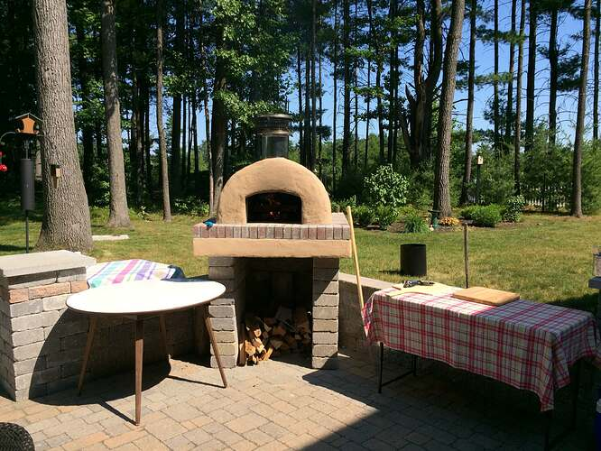 Do It Yourself Pizza Oven (28)