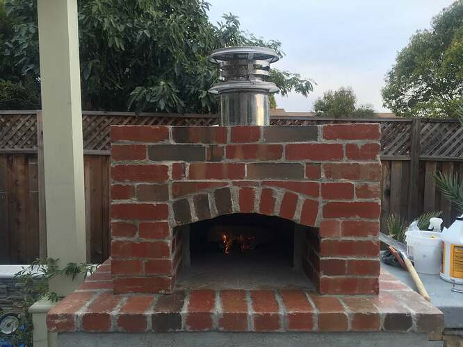 How To Make Wood Fired Oven At Home (42)