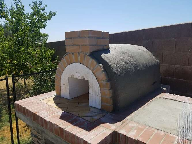 How to Build an Outdoor Pizza Oven Step by Step (16)