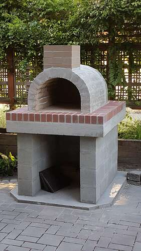 Wood Pizza Oven (16)