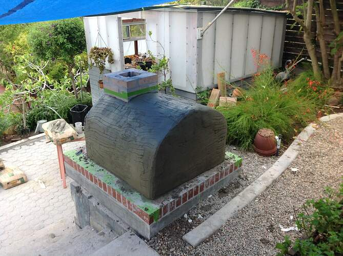 Outdoor Wood Fired Oven (29)
