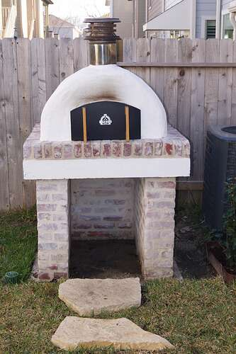 Refractory Cement Pizza Oven (150)
