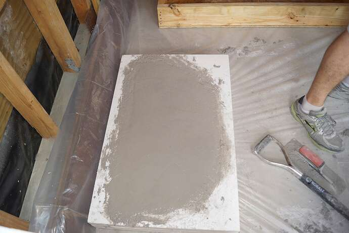 Refractory Cement Pizza Oven (44)