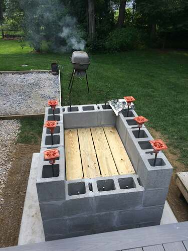 How To Make A Wood Fired Pizza Oven (11)