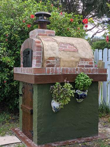 Wood Fired Pizza Oven Kits (16)