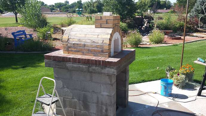 Make Your Own Pizza Oven (14)