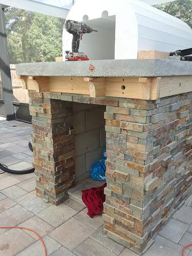 Building A Pizza Oven (68)