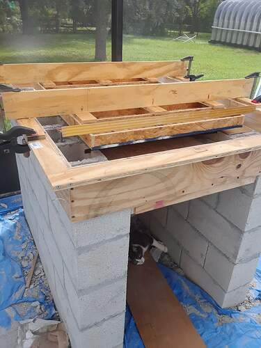 Building A Pizza Oven (16)
