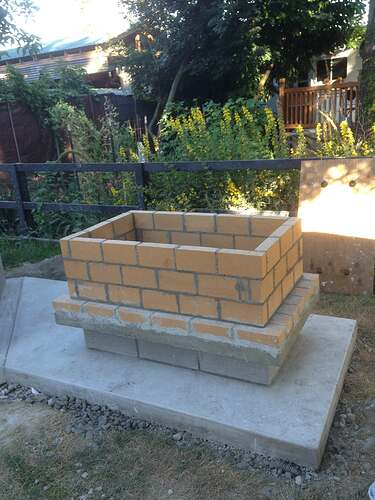 How To Build Pizza Oven (20)
