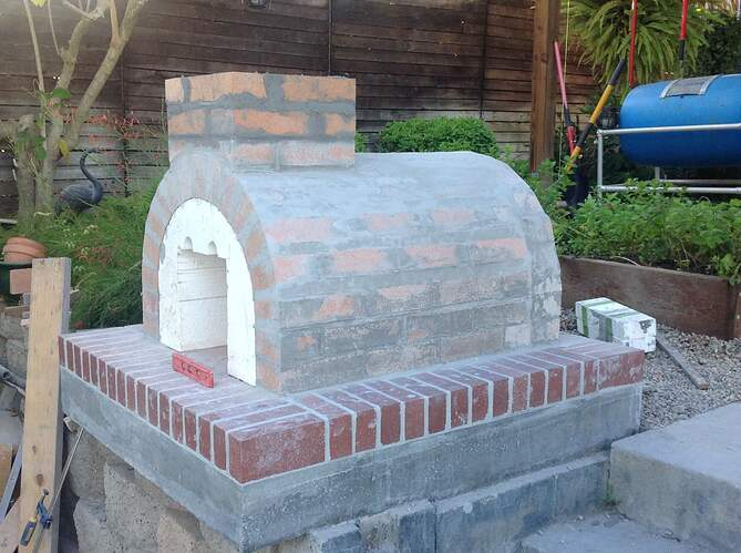 Outdoor Wood Fired Oven (21)
