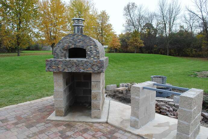 Outdoor Wood Fired Pizza Oven (47)